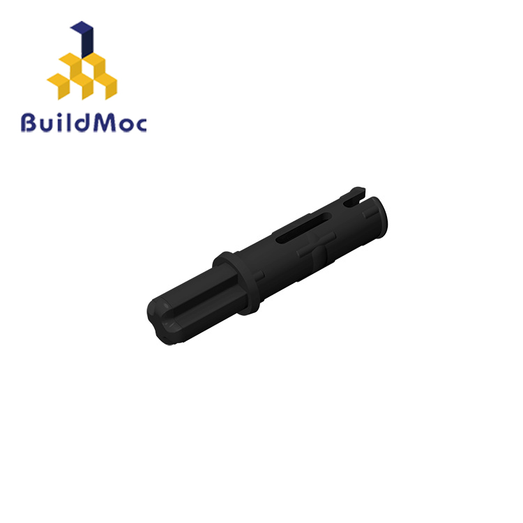 BuildMOC Compatible Assembles Particles 11214 For Building Blocks Parts DIY LOGO Educational Tech Parts Toys