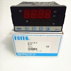 MA21-R-S FOTEK 100% nuevo y Original amperímetro preestablecido