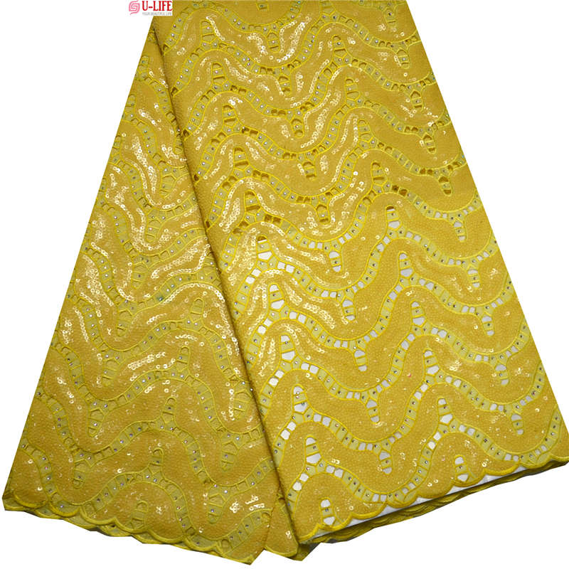 voile organza African Full