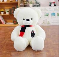 Free shipping 60cm Teddy Bear Plush Toy Cloth Doll, Sleeping Pillow, Boy Panda Doll, Girlfriend dift