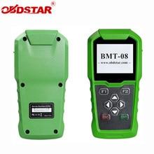 OBDSTAR BMT 08 12 V/24 V 100 2000 CCA 220AH Automotive Last Batterie Tester Batterie OBD2 Match werkzeug BMT08 Analysator