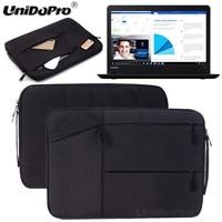 Unidopro Multifunctional Sleeve Briefcase Notebook Handbag Case For Lenovo Thinkpad X230 Intel I5 Laptop Carrying Bag