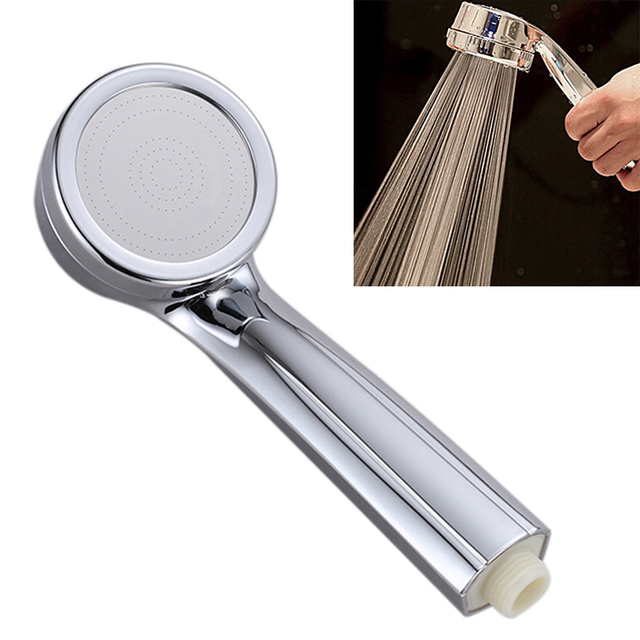 Mayitr Handheld Anion Shower Head Nozzle High Pressure SPA ...