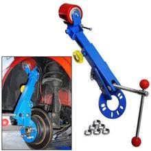цена на Car Wheel Arch Fender Roller Fender Reforming Rolling Tool auto wheel arch fender roller