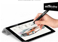 screen pencil samsung Capacitive Screen Stylus Tablet Accessories Touch pen For iPhone/iPad/Samsung/Sony Tablets PC/Windows Metal Pencil (3)
