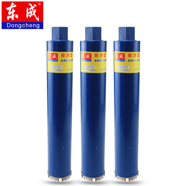 Diameter 38 40 44 46*450mm Diamond Drill Bit 38*450mm Water Diamond Core Bit 44*450mm Wall Drill 36*450mm Concrete Hole Drill new 50mm wall hole saw drill bit set 200mm connecting rod with wrench mayitr for concrete cement stone