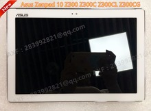 "Für asus zenpad 10 z300 z300c z300cl z300cg 10.1 ""schwarz Weiß LCD Display Monitor + Touch Screen Panel Digitizer Assembly + Fram"