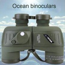 2016 Boshile Brand Super texture 10X50 ocean binoculars telescope waterproof military for hunting