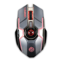 2.4GHz Wireless mouse Rechargeable Gaming mouse Mechanical macro Mouse Gamer Wireless Mice USB Receiver for PC Gaming 527#3