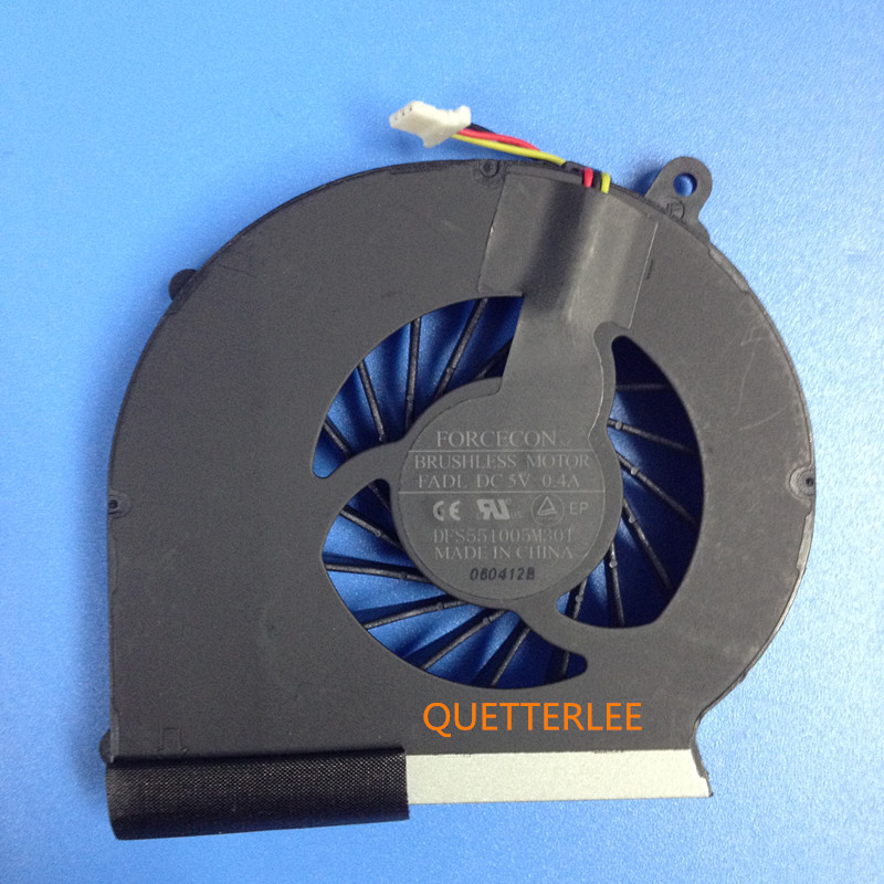 купить NEW Original CQ43 CQ57 laptop cpu cooling fan for HP Compaq CQ43 G43 CQ57 laptop fan G57 430 431 435 436 630 635 cpu fan Cooler по цене 387.59 рублей