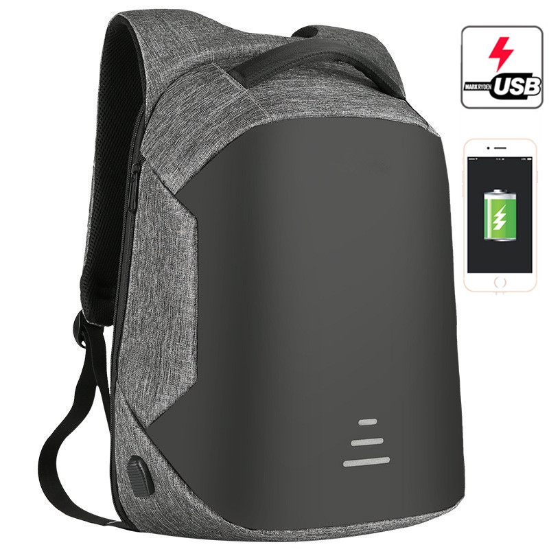 BAIBU Backpack For Men Anti Theft 15.6 Laptop Backpack Oxford Waterproof USB Charging School Travel Backpack Male Teenagers NEW baibu men backpack anti theft waterproof usb charging laptop backpack student women school bags for teenagers travel bag