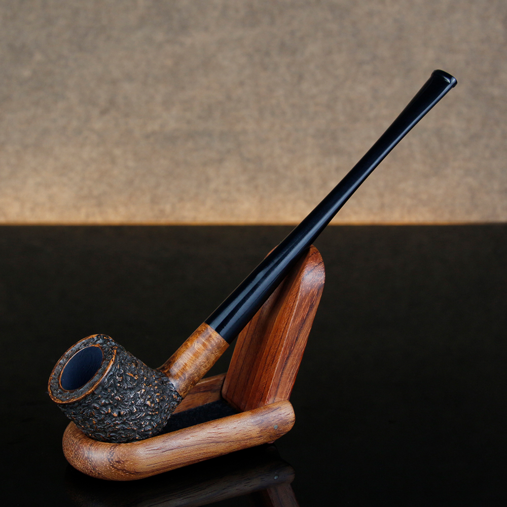 Image 5 - Gift Set 17cm Long Briar Pipe Multi Choice Straight Smoking Tobacco Pipe Best Briar Wood Pipe 3mm Filter Smoking Pipe Set-in Tobacco Pipes & Accessories from Home & Garden