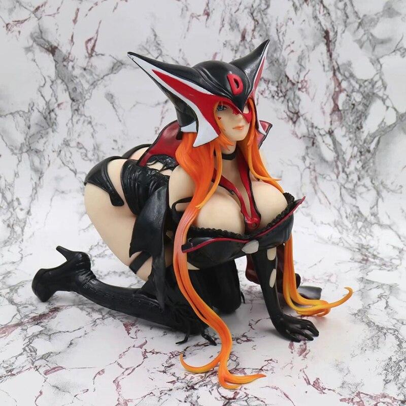 20cm Anime Yatterman Doronjo Design Arrenged by Otogi Nekomu 1/4 Scale Sexy Girl PVC Action Figure Model Doll Toys Gift
