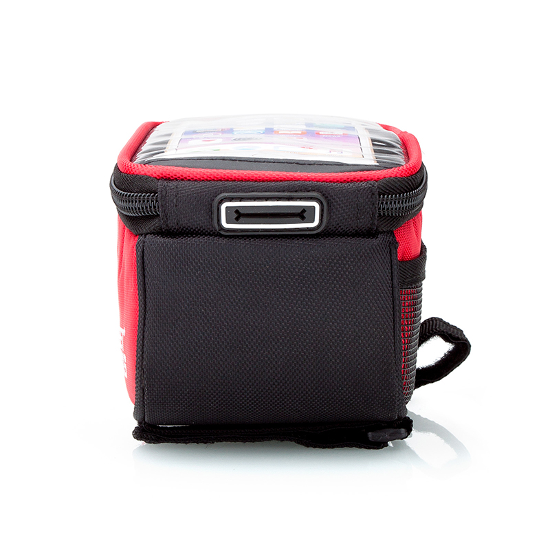 MEETLOCKS Road Bicycle Bike Bags Front Frame Bicycle Accessories Waterproof Phone Saddle Bag Touch Screen Bisiklet Aksesuar