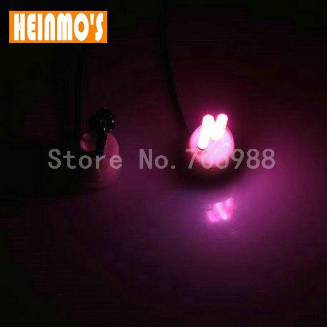 High Quality RED&BLUE White Car Strobe Warning Light Flashing Light Auto Spiral Tube Flash Lamp led Emergency light lamp