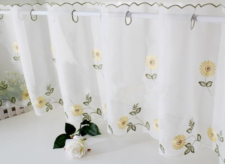 Cafe Curtain Rods