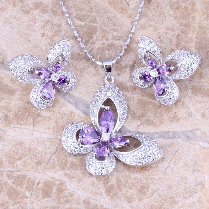 Shiny Butterfly Purple...