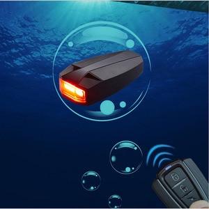 Image 3 - 4 In 1 Anti theft Bike Security Alarm Wireless Remote Control Alerter Taillights Lock Warner Waterproof Bicycle lamp Accessories