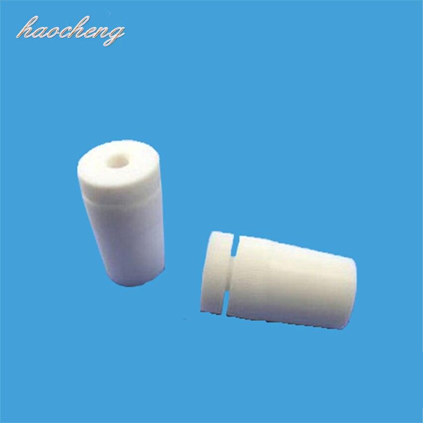Lab Spare Parts Stir Shaft Adapter white ptfe stir sieve