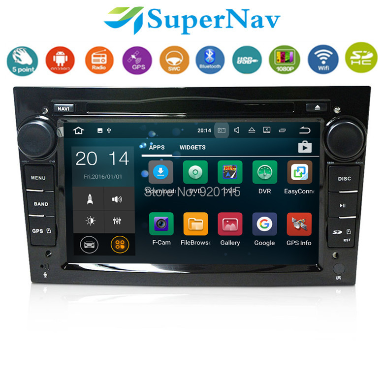 2 din car radio gps android 7 1 fit opel astra h g j. Black Bedroom Furniture Sets. Home Design Ideas