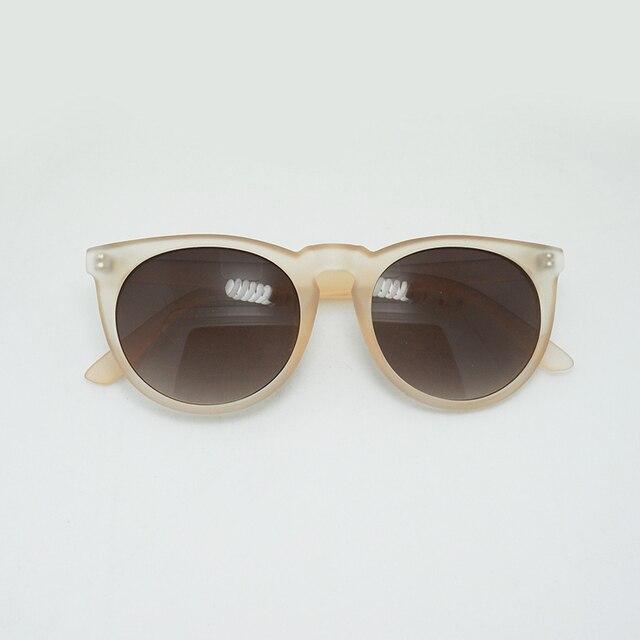 a37400a22b794 Nude Vintage Round Fashion Sunglasses Women Arrow Mercury Coating Sun  Glasses Female Oculos De Sol Feminino 2015 Gafas