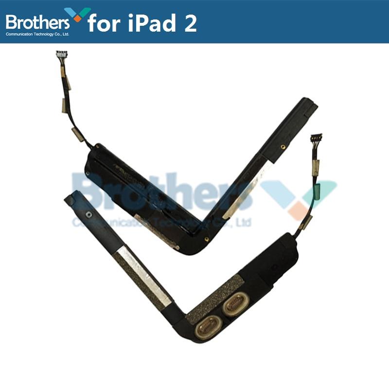 For IPad 2 Loud Speaker Buzzer Ringer Flex Original Used Refurbish For IPad 2 A1395 A1396 Loud Speaker Repair Part 100% Test Top