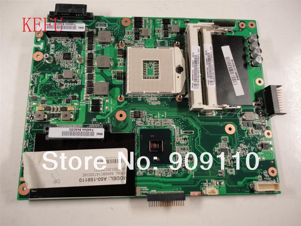 KEFU voor geïntegreerde HM55 voor ASUS laptop moederbord K52F X52F A52F P52F REV: 2.2 60-NXNMB1000-E03