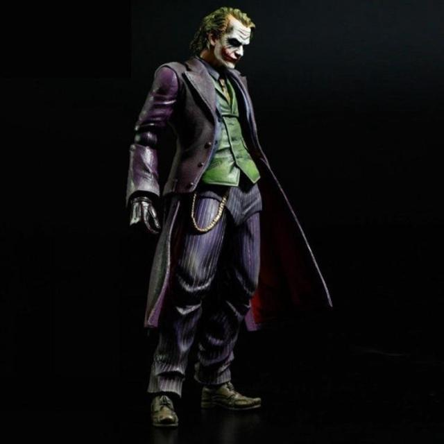Фигурка Джокер 28 см Бэтмен Темный рыцарь PlayArts 2