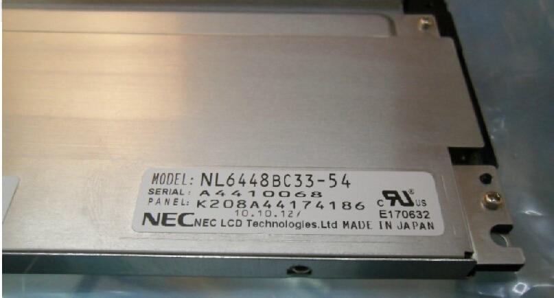 """Фото  NL6448BC33-54 NL6448BC33-59 10.4"""" INDUSTRAIL LCD PANEL. Купить в РФ"""