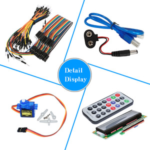 Image 4 - KEYES RFID ARDUINO learning kit with uno r3 upgrade Arduino starter kit for networking learning