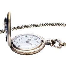 One Piece Steampunk Pocket Quartz Watch