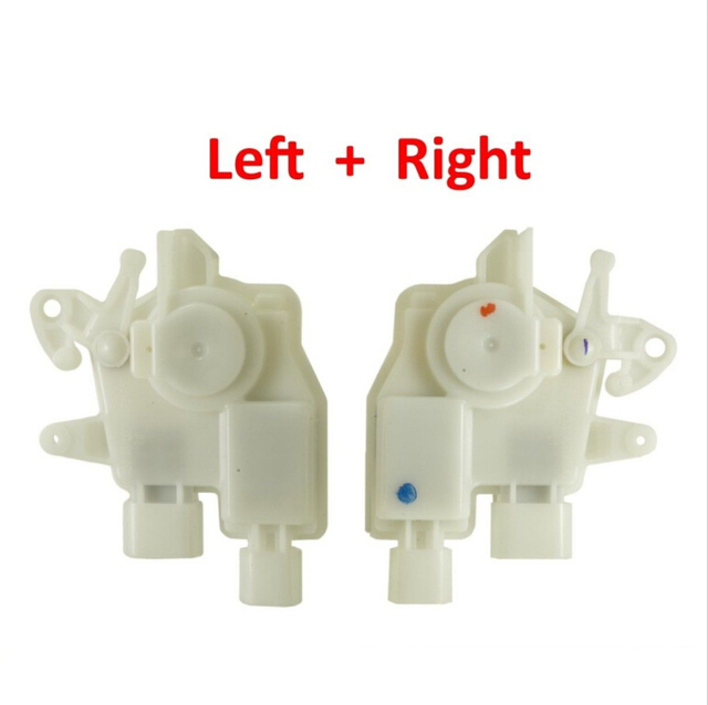 Left Amp Right Door Lock Actuator 72155 Sda A01 72155sdaa01