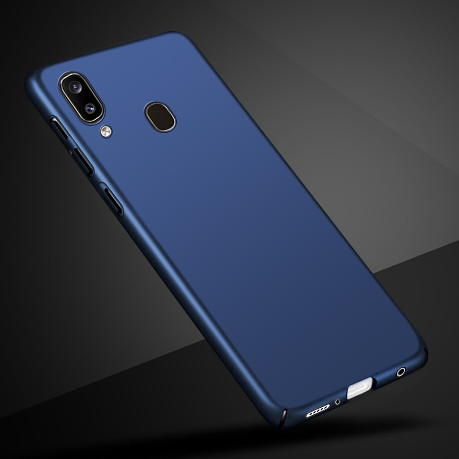 For Samsung Galaxy A40 Case Slim Hard PC Plastic Matte Back Cover Cases For Samsung A40 A 40 2019 A405 A405F SM-A405F Phone Case