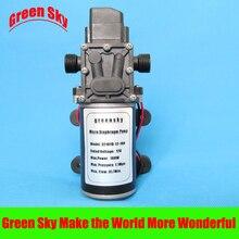 8L/Min 0.7Mpa DC power 100W 12v water pump diaphragm