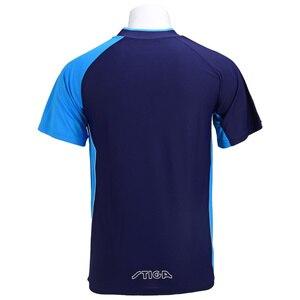 Image 3 - Stiga ropa de tenis de mesa, camiseta de secado rápido, ropa deportiva, camiseta, ropa de entrenamiento