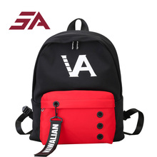 SA designer famous brand women backpack Travel Backpack Bag casual bag Women's Fashion canvas bag School patchwork Bag fashion lightweight backpack famous brand business casual trendy laptop backpack women men designer travel bag school bag
