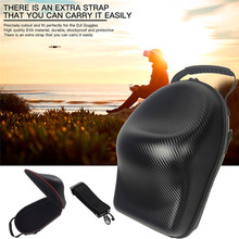 Storage Case For DJI Goggles VR Glasses Hard Carrying Bag Hardshell Housing Portable PU Bag for DJI FPV Goggles Accessories