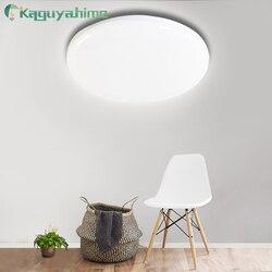 Kaguyahime Panel LED światła 18 W 24 W 36 W 48 W powierzchniowego LED oprawa sufitowa AC85 265V okrągła lampa sufitowa do dekoracji domu światła|Panel oświetleniowy LED|Lampy i oświetlenie -