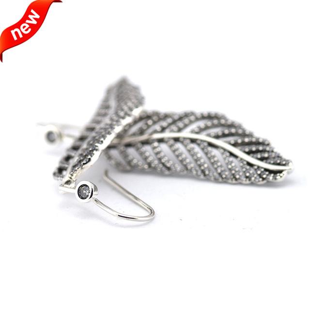 925 Sterling Silver Vintage Earrings
