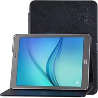 Ultra Slim Print Pattern Folio Stand Prints Flower Magnetic Leather Case Cover For Samsung Galaxy Tab