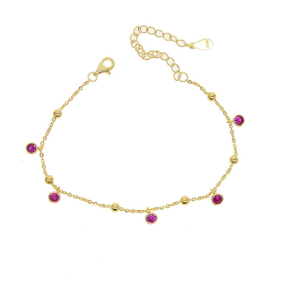 silver bracelet 16+5cm (1)