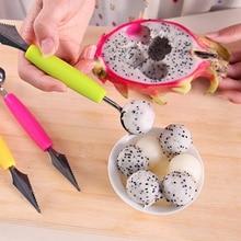 Модная многофункциональная ложка для мороженого из нержавеющей стали, кухонные гаджеты, инструменты для приготовления пищи