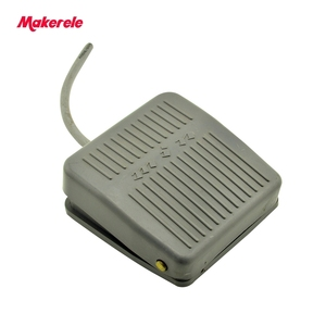 10A treadle foot switch for lamp MKYDT1-201 free shipping Momentary Control NO/NC latching foot switch made in China