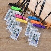 Универсальный Водонепроницаемый Чехол для телефона, сумка для плавания, чехол для телефона, чехол для телефона, все модели 3,5-6 дюймов