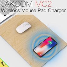 JAKCOM MC2 Mouse Pad Sem Fio Carregador venda Quente em Carregadores como carregador de bateria xtar peg perego