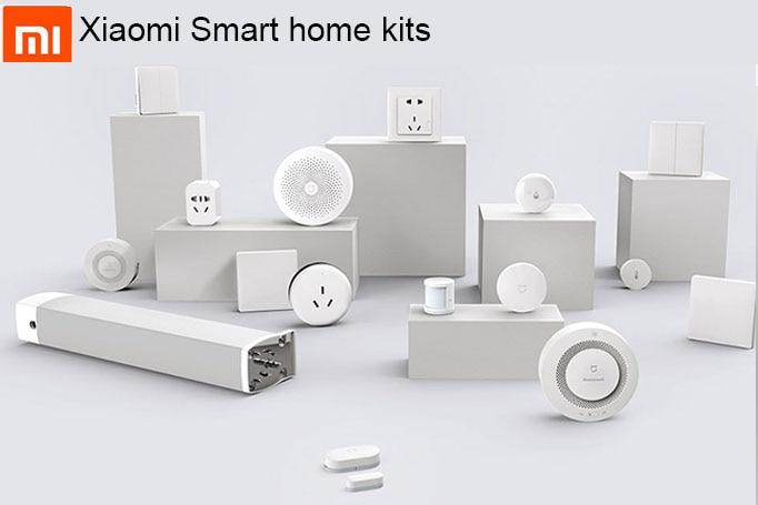 xiaomi aqara smart home kits