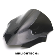цена на For YAMAHA MT-09 FZ-09 MT09 FZ09 2014-2018 Motorcycle Windscreen Wind Deflector Windshield Head Cover Sun Visor Visor Viser