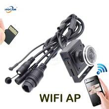 HQCAM 720 P/960 P/1080 P Мини Wi-Fi ip-камера аудио SD слот для карт wifi точка беспроводного доступа широкий угол рыбий глаз камера отдых и мягкая антенна camhi
