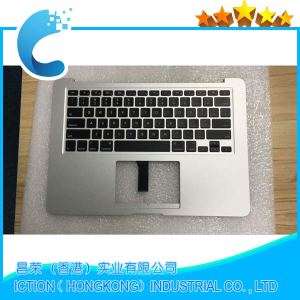 Original New Top Case With US Keyboard For Apple Macbook Air 13''A1369 Top Case With US Keyboard MC965 MC966 2011 Year hsw rechargeable battery for apple for macbook air core i5 1 6 13 a1369 mid 2011 a1405 a1466 2012
