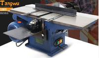 Бесплатная доставка столярная скамейка может флип строгальный станок/Настольная пила/машина для резки/столярная дрель/пресс станок электр